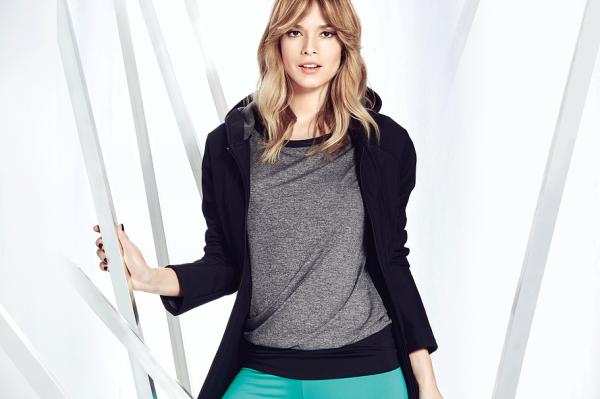 remera gris campera negra Punto 1 - ropa deportiva otoño invierno 2015