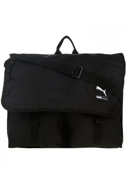 Bolso Negro Puma Foundation 2015