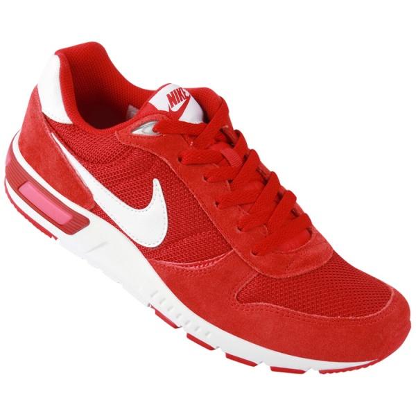 zapatillas nike nightgazer rojas