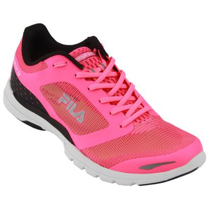 Fila - Zapatillas deportivas para mujer rosadas 2015
