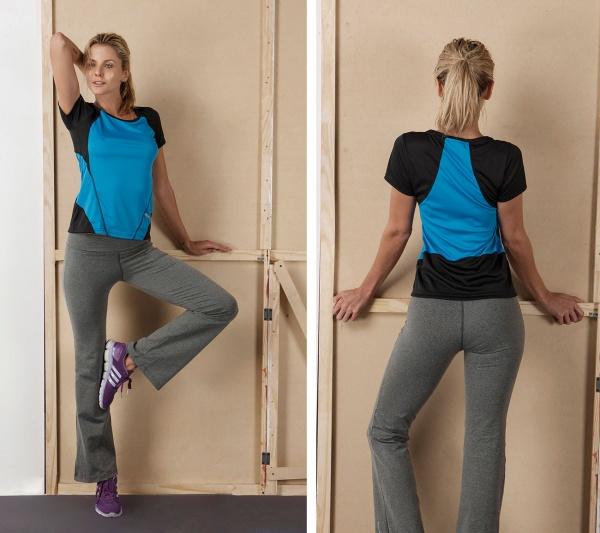 Darling Sport – Pantalon de algodon deportivo mujer verano 2016
