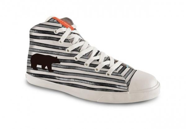 Topper - Colección Pesqueira botas estampadas mujer 2016