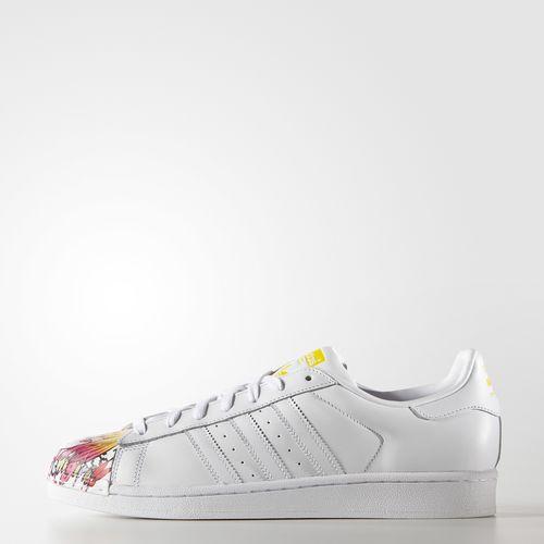 Zapatillas Adidas Originales Blancas