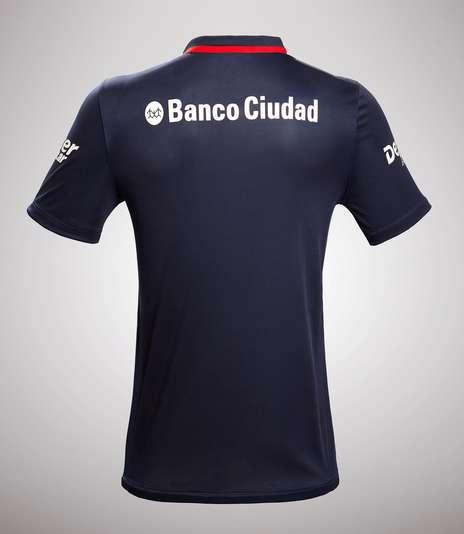 Nueva camiseta oficial de san lorenzo temporada 2016