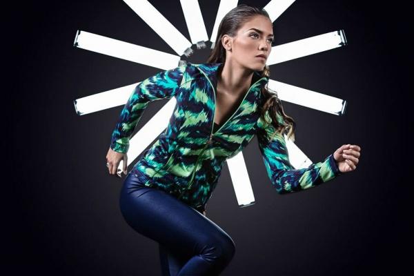 Sownne - Coleccion Indumentaria deportiva Mujer Otoño invierno 2016