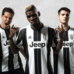 Adidas – Nueva camiseta de Juventus temporada 2016-2017