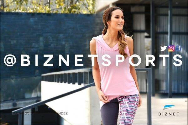 Biznet - Conjuntos deportivo musculosa rosa Mujer Primavera 2016