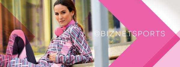 Biznet - Conjuntos deportivos Mujer Primavera 2016