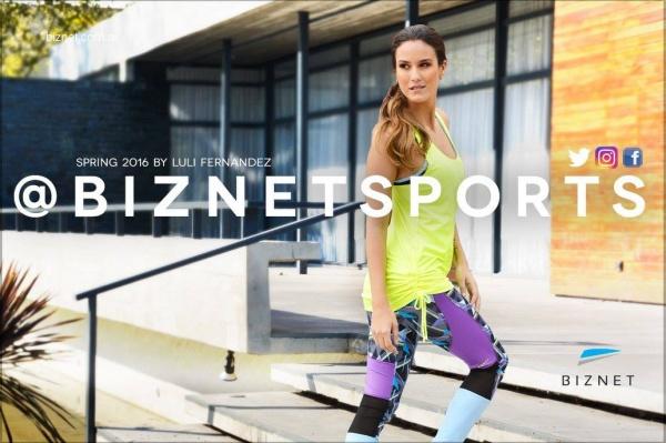 Biznet - Musculosa Mujer Primavera 2016