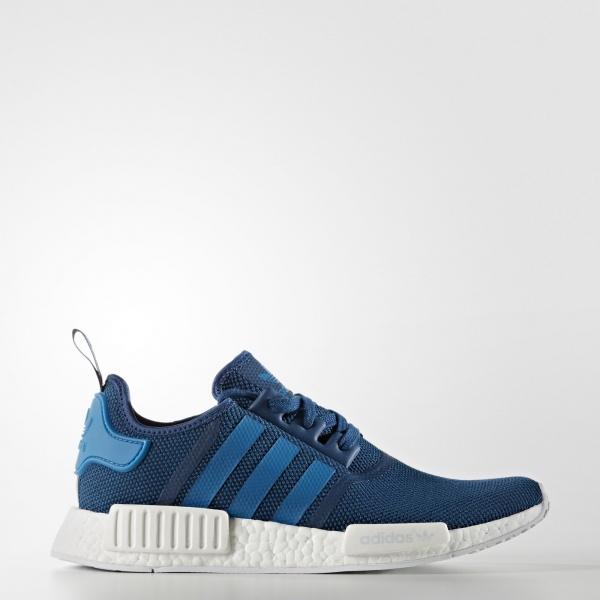 adidas zapatillas deportivas azul hombre originals nmd r1 2017