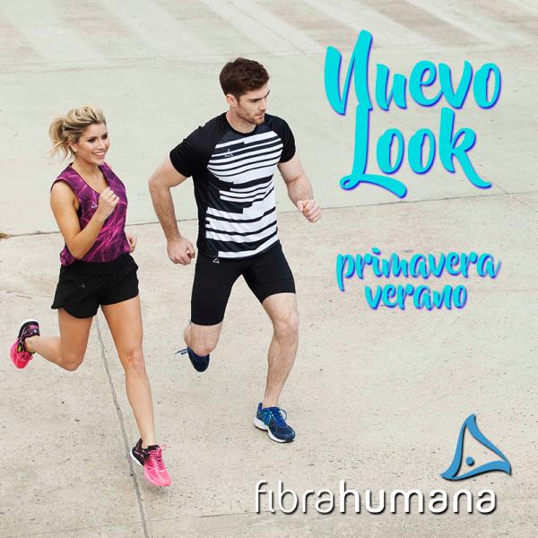fibra humana coleccion ropa deportiva verano 2017