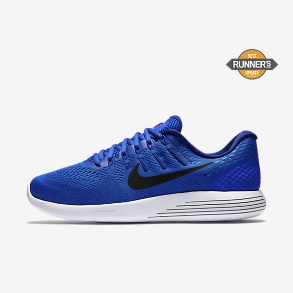 nike zapatillas azules para correr lunarglide 8 2017