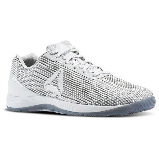 Reebok - Zapatillas Deportivas blancas de CrossFit Nano 7