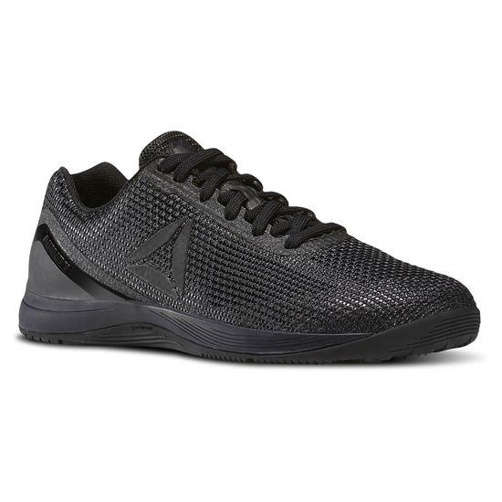 Reebok - Zapatillas negras Deportivas de CrossFit Nano 7