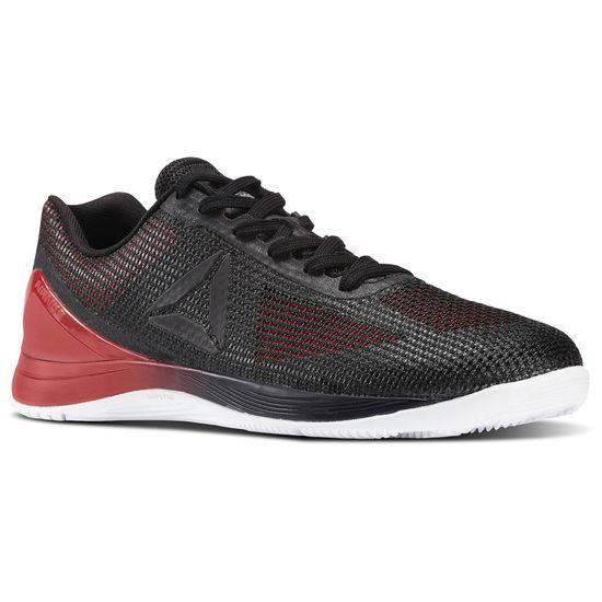Reebok - Zapatillas rojas Deportivas de CrossFit Nano 7