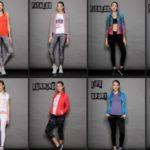 Destreza Deportiva – Coleccion Ropa Fitness Mujer Invierno 2017