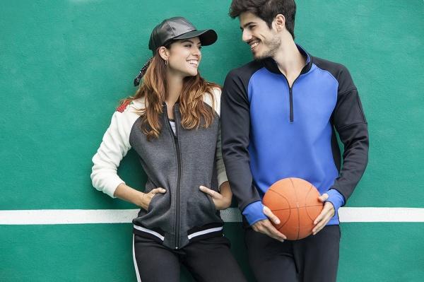 MAGHER - Conjuntos deportivos fitness Hombre y mujer Invierno 2017