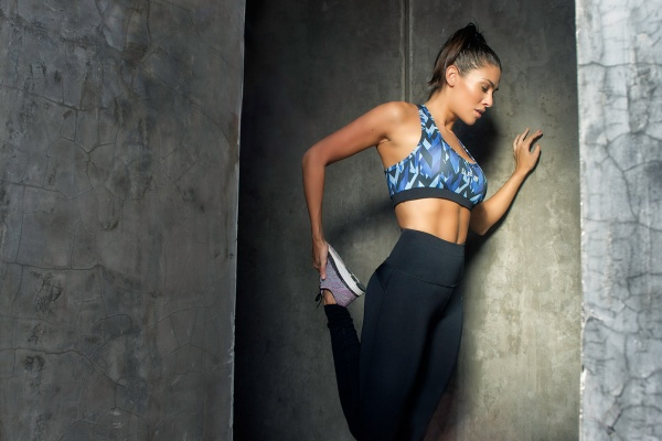 LadyFit - Calza negra deportiva Mujer Invierno 2017