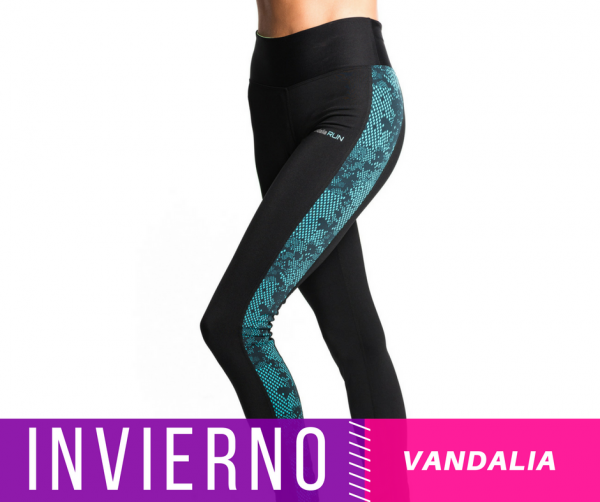 Vandalia - Calza Deportiva Mujer Otoño Invierno 2017