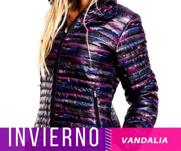 Vandalia - Campera Deportiva Mujer Otoño Invierno 2017