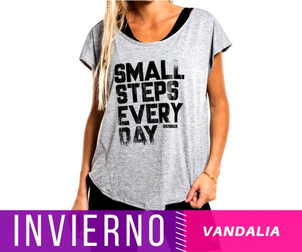 Vandalia - Remera Deportiva Mujer Otoño Invierno 2017