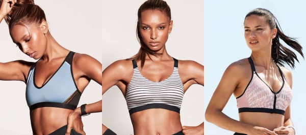 Victoria's Secret - Tops deportivos Mujer 2017-2018
