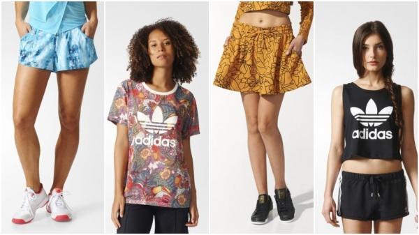 Adidas catalogo ropa deportiva mujer primavera verano - Catalogo mundo joven ...