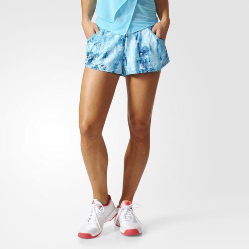 Adidas - Catalogo short estampado Mujer Primavera Verano 2017