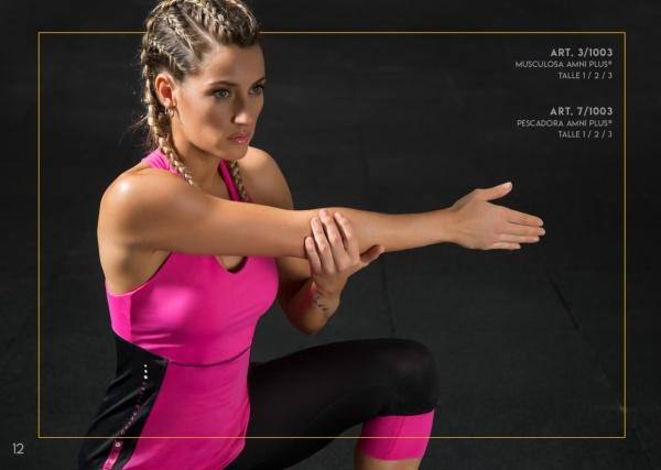 PUNTO1 - Colección Musculosa Deportiva Mujer Primavera Verano 2018