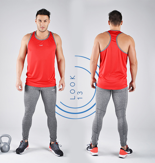 Runik - calza larga Deportiva Hombre Verano 2018