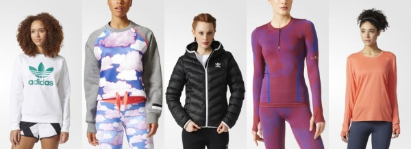 Adidas - Catalogo Ropa Deportiva Mujer Invierno 2018