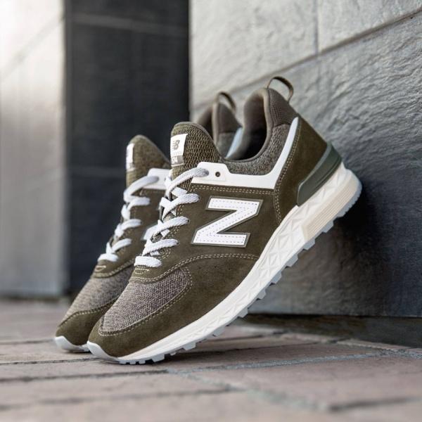 New Balance - Zapatillas deportivas urbanas 574 Sport 2018