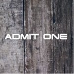 Admit One logo