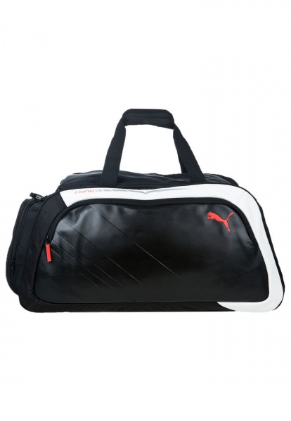 Bolso Negro Puma King Medium 2015