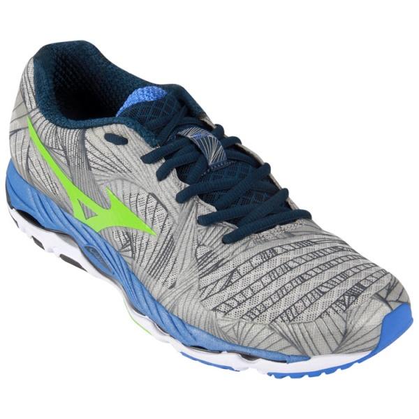 Zapatillas azules Mizuno Wave Paradox 2015