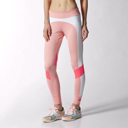 81c7ba4eb842d Adidas Stella Sport – Ropa para mujer Calzas rosada de Training verano 2016
