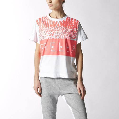 Remera Adidas Stella Para Mujer Ropa Verano Sport Estampada 2016 29EDIH