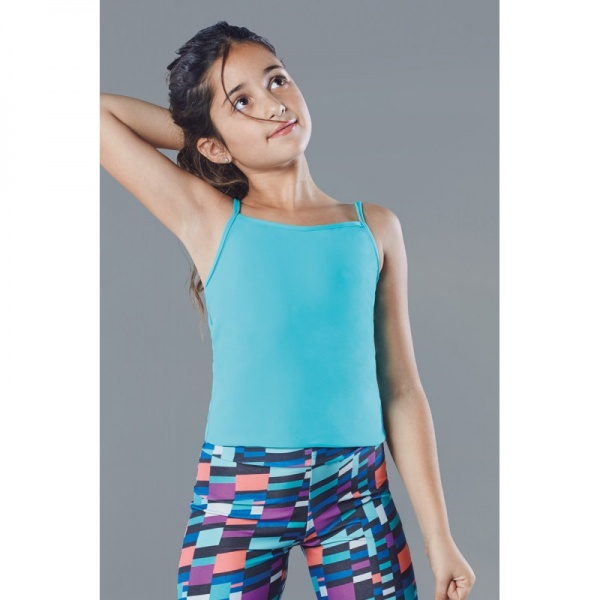Ailyke - Ropa deportiva musculosa para niñas - Verano 2016