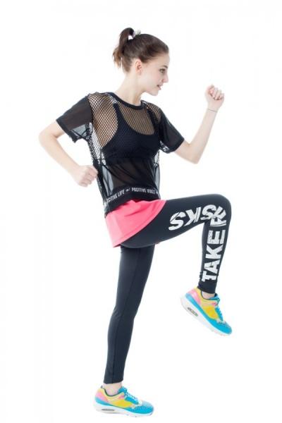Muaa - Coleccion indumentaria deportiva mujer 2016