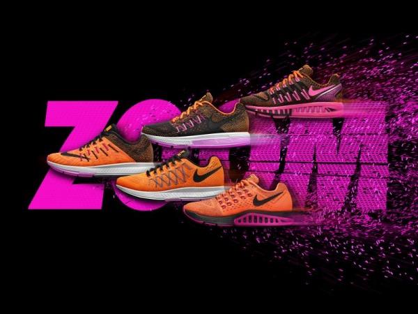 Nike - Linea de zapatillas ZOOM AIR 2016
