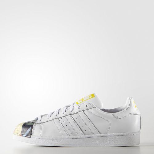 zapatillas blancas adidas de moda