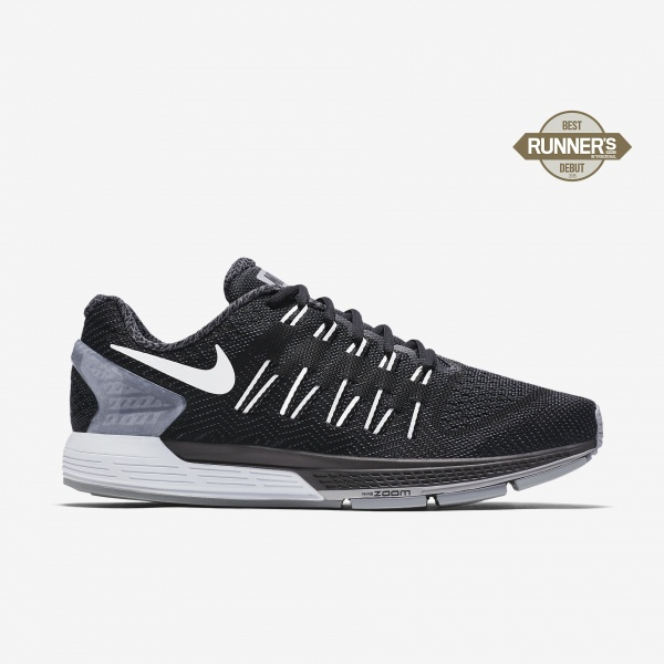 Nike - Zapatilla deportiva negra Air Zoom Odyssey 2016