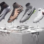Nike – Pack de Botines Liquid Chrome 2016