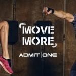 Admit One – Colección ropa deportiva Otoño-Invierno 2016