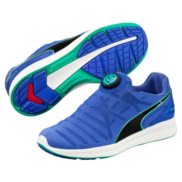 Disc Sin 2016 Zapatillas Cordones Azules Ignite Azules Cordones Correr Puma Para 6fb2c6
