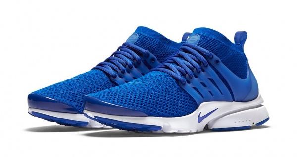 buy online e1146 604ad Nike – Zapatillas azules Deportivas Nike Air Presto Ultra Flyknit 2016-2017
