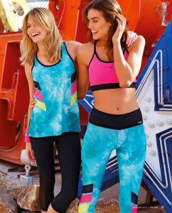 eca1245481ee2 Calza Y Remera Para Mujer Vitnik Primavera Verano 2015