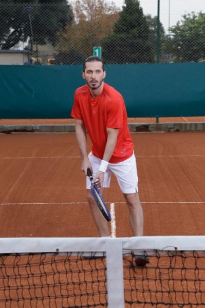 Abyss - Ropa deportiva Hombre tenis primavera Verano 2017