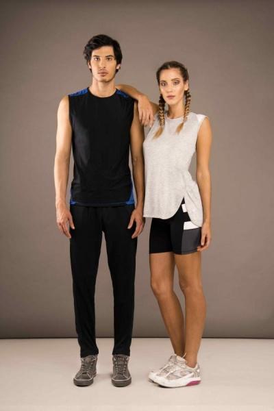 Magher   Conjuntos Fitness Mujer y Hombre Primavera Verano 2017