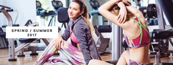 Class Life - Coleccion Ropa Fitness Mujer Primavera Verano 2017